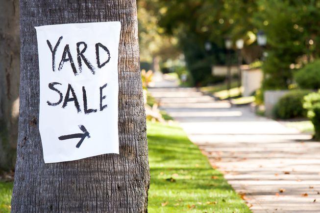 Stoneleigh Community Yard Sale   Stoneleigh Community