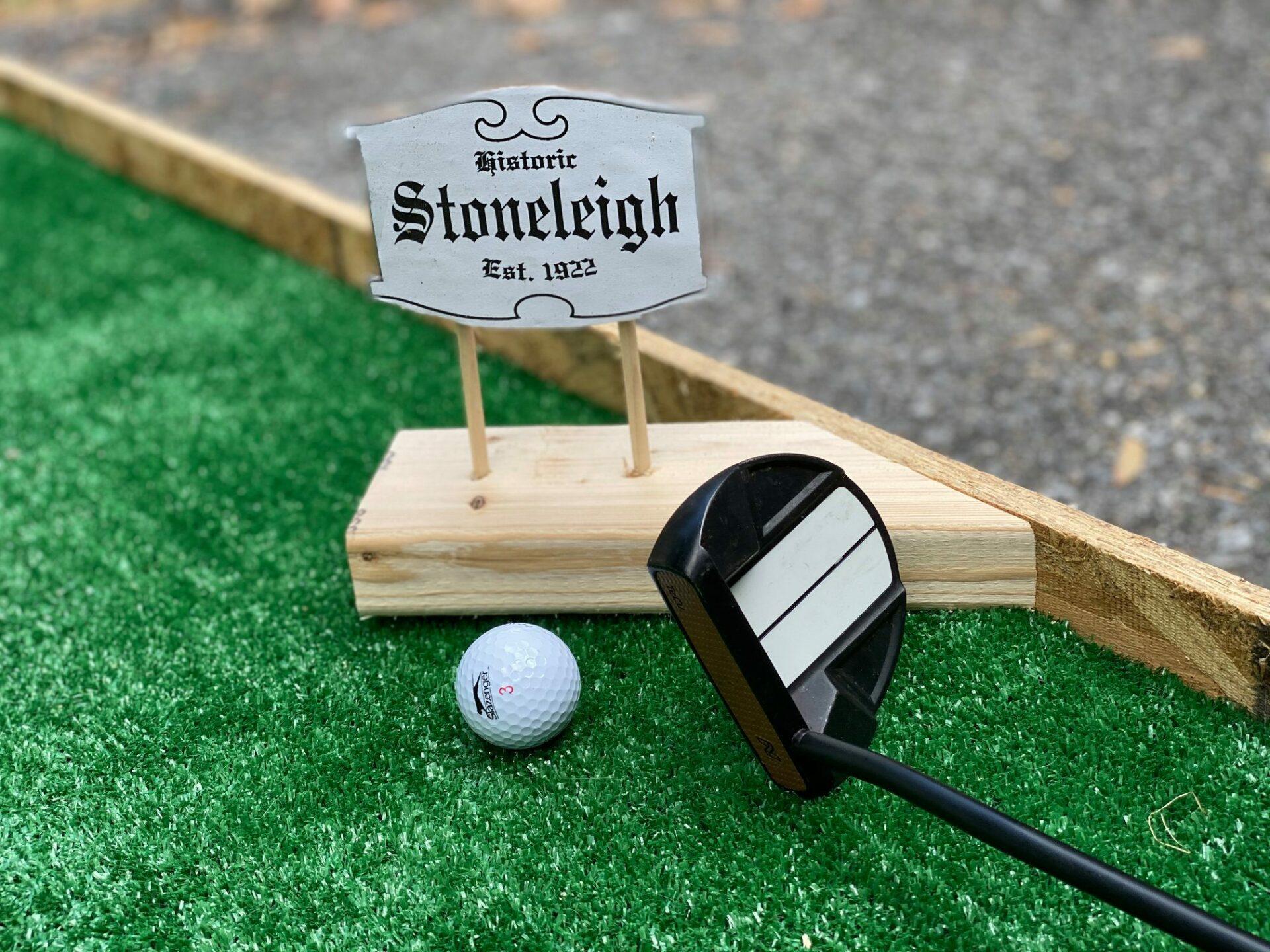 Stoneleigh Putt Putt